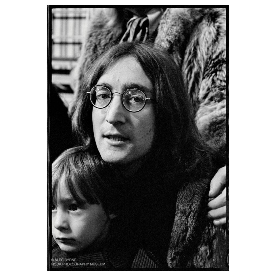 John and Julian, 1968