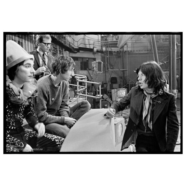 Rock and Roll Circus – Keith, Pete and Mick