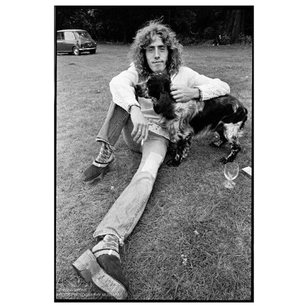 Roger Daltrey, Keith Moon's House, 1971