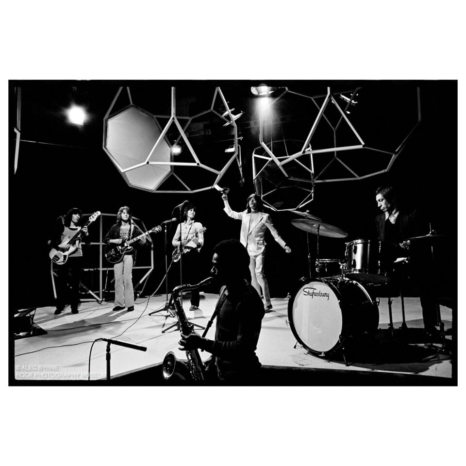 The Rolling Stones, Brown Sugar, Top of the Pops 1971