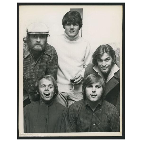 The Beach Boys - Vintage Print © Alec Byrne