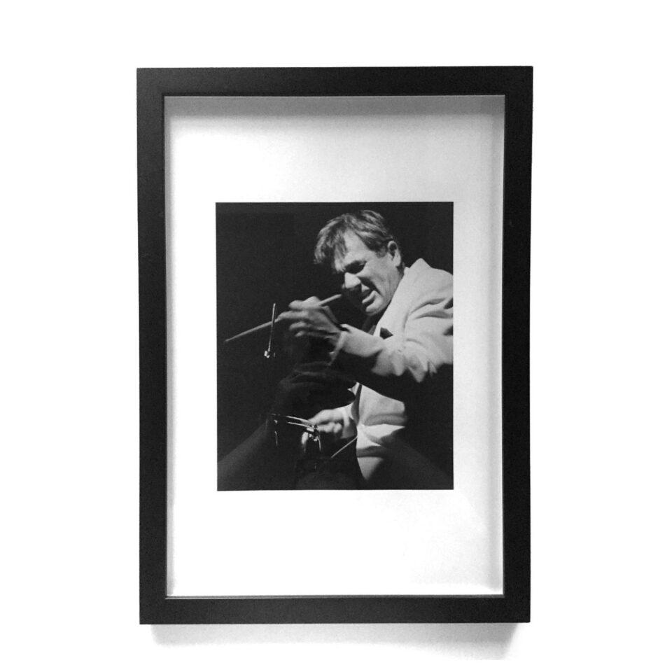 Gene Krupa Limited Edition Photograph © Ave Pildas