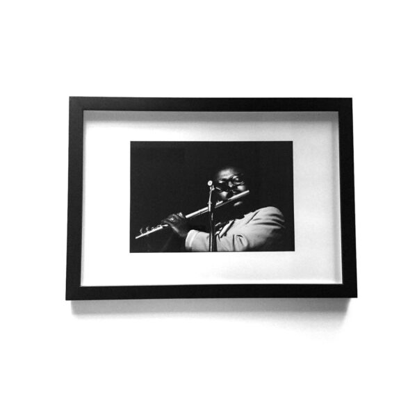 James Moody Limited Edition Photograph © Ave Pildas