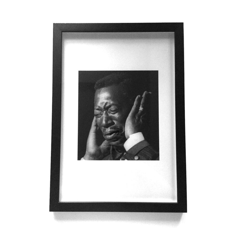 Joe Williams Limited Edition Photograph © Ave Pildas