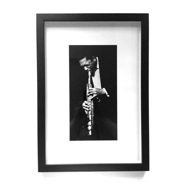 John Coltrane Limited Edition Photograph © Ave Pildas