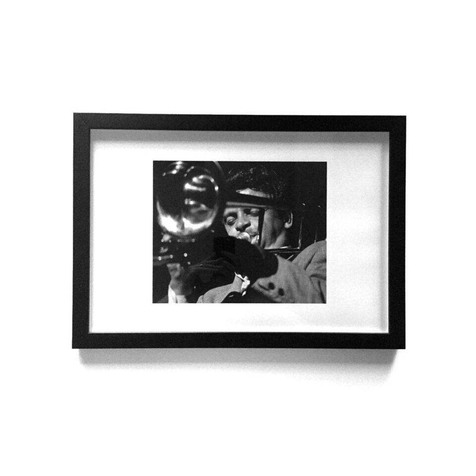 Maynard Ferguson Limited Edition Photograph © Ave Pildas