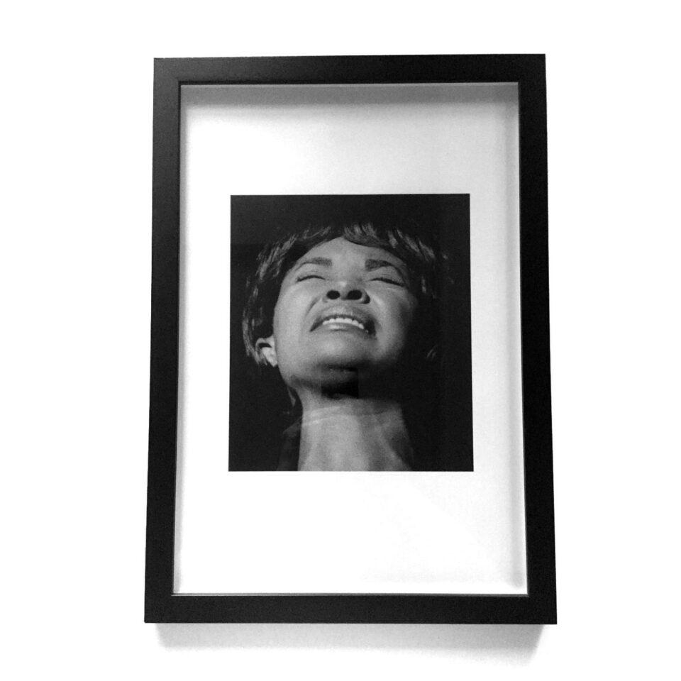 Nancy Wilson Limited Edition Photograph © Ave Pildas
