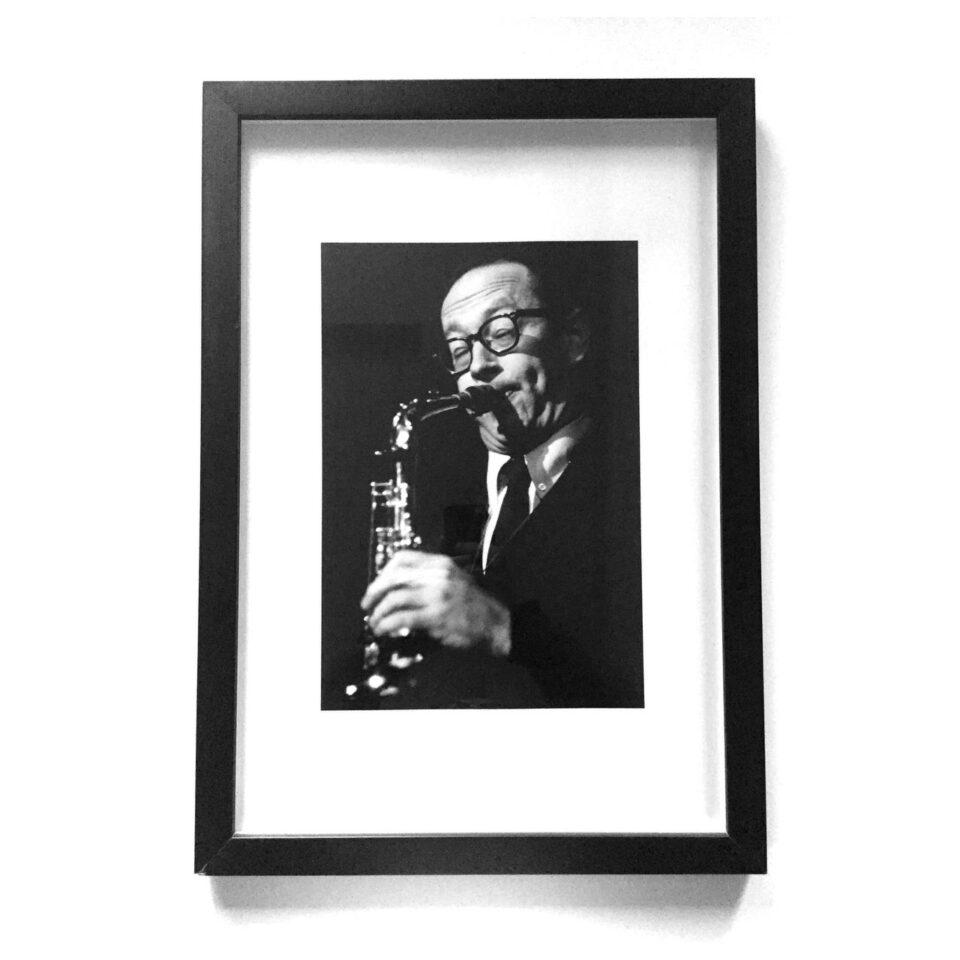 Paul Desmond Limited Edition Photograph © Ave Pildas