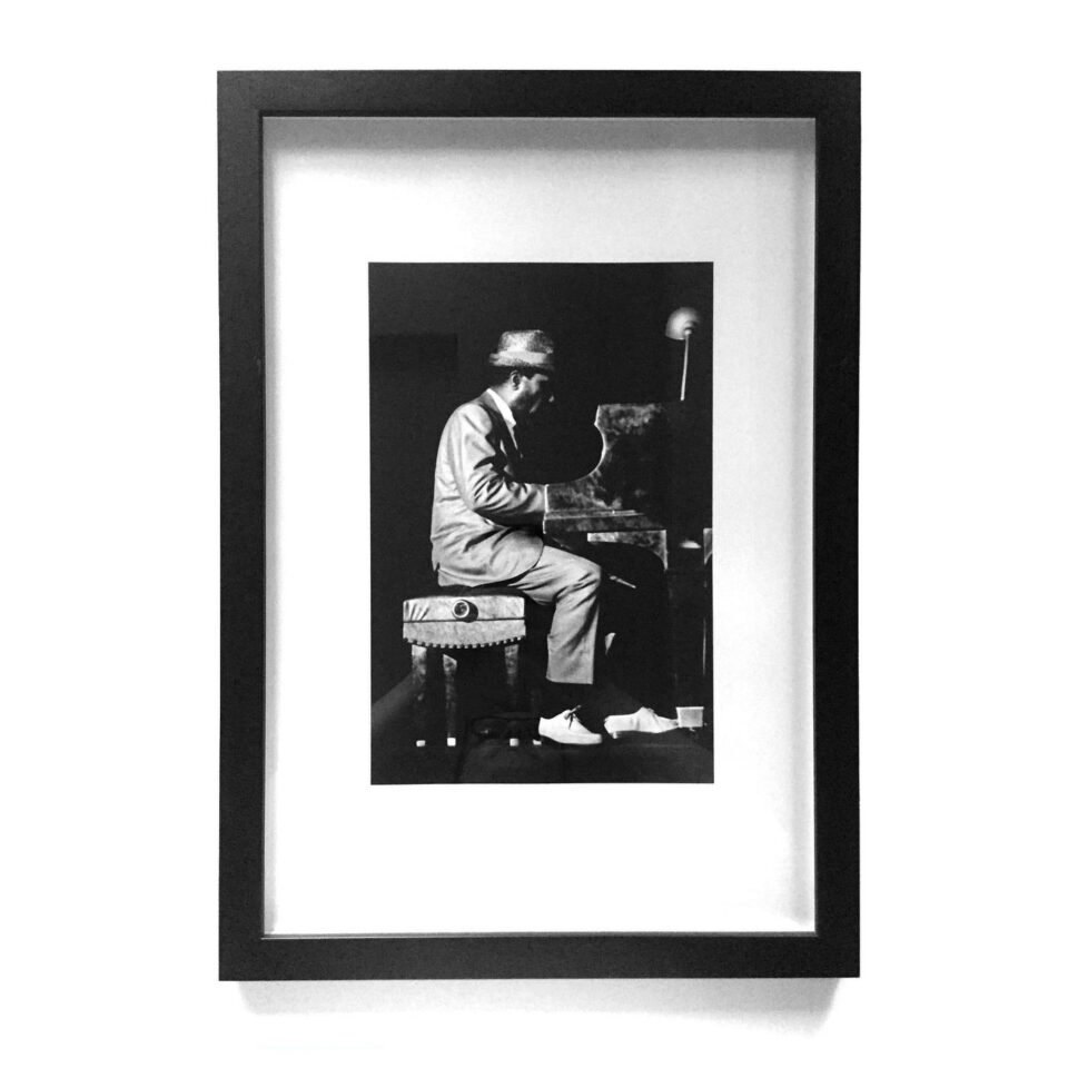 Thelonious Monk Limited Edition Photograph © Ave Pildas