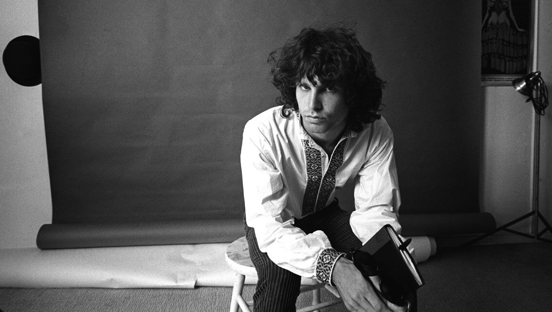 Jim Morrison © Guy Webster