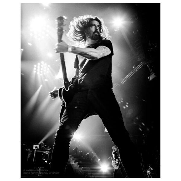 Dave Grohl Limited Edition Photograph © Katarina Benzova