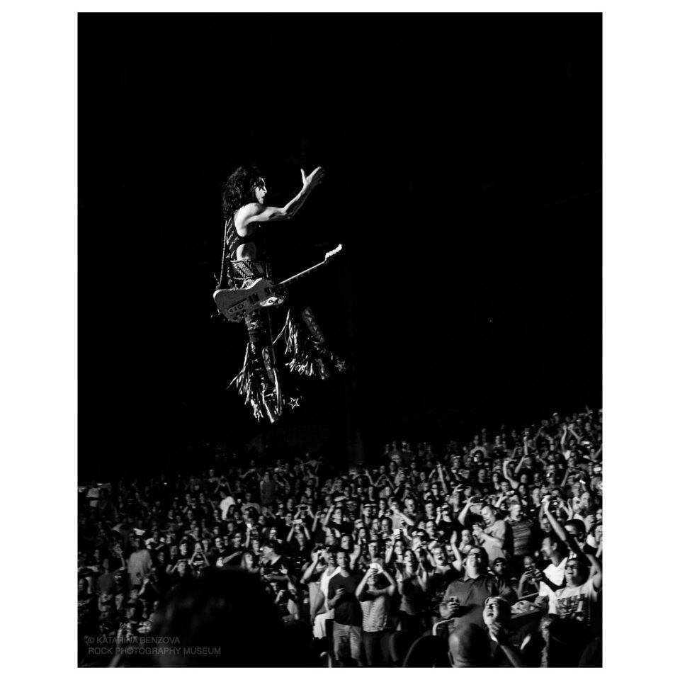 Paul Stanley Limited Edition Photograph © Katarina Benzova