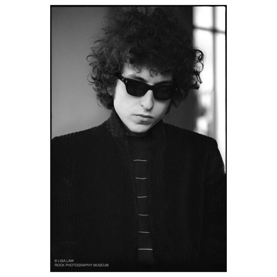 Bob Dylan Limited Edition Photograph © Lisa Law