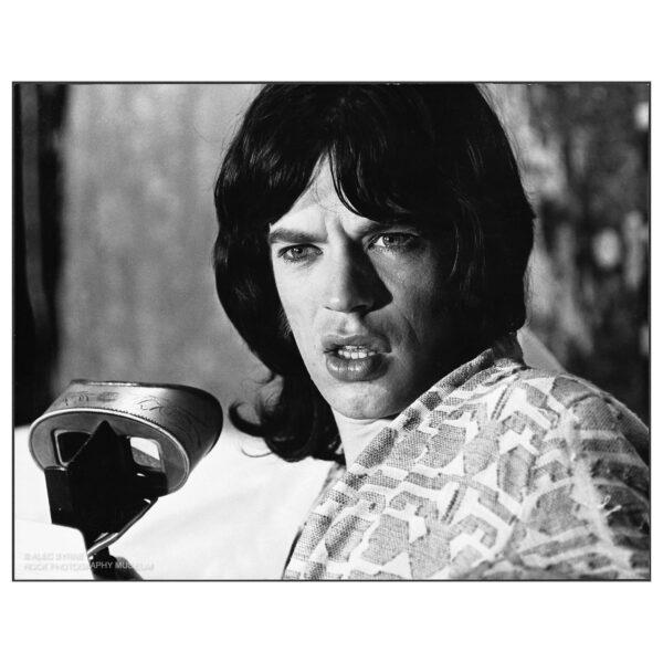 Mick Jagger © Alec Byrne