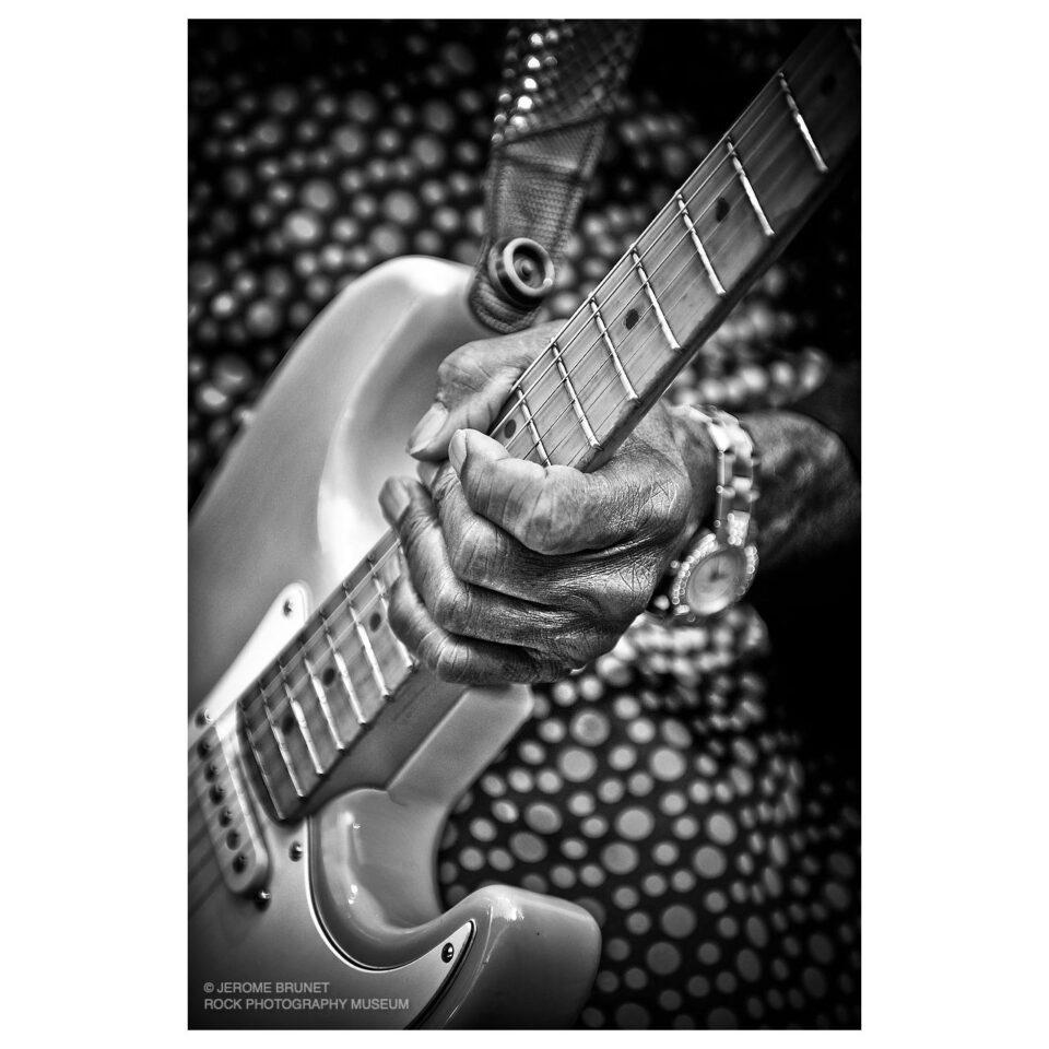 Buddy Guy © Jerome Brunet