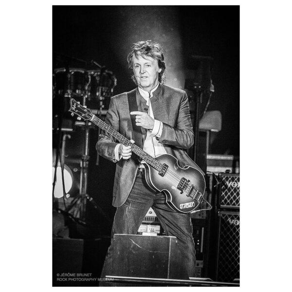 Paul McCartney © Jérôme Brunet
