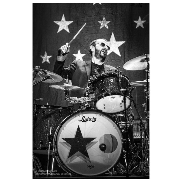 Ringo Starr © Jérôme Brunet