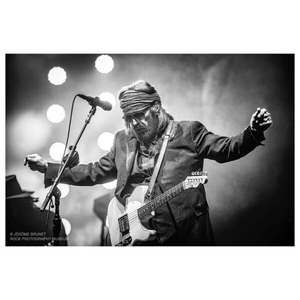 Tom Petty © Jérôme Brunet